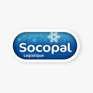 Logo Socopal - Logistique