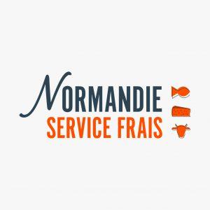 Logo Normandie Service Frais - Partenaire distributeur produits frais et surgelés